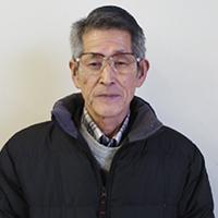 藤田吉男副会長